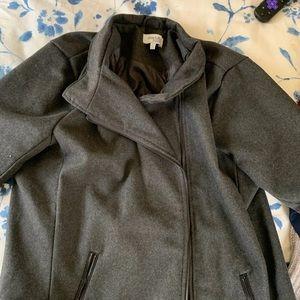 Charlotte Russe wool coat